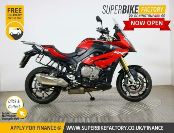 2015 15 BMW S1000XR - BUY ONLINE 24 HOURS A DAY