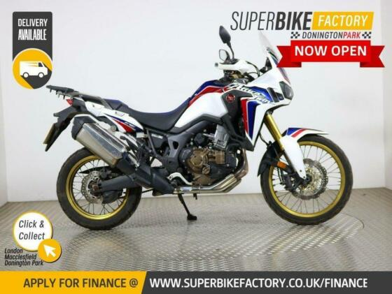 2017 67 HONDA CRF1000L AFRICA TWIN D-H - BUY ONLINE 24 HOURS A DAY