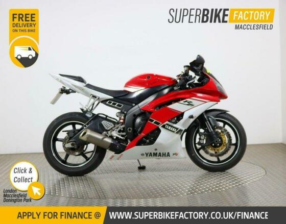 2009 58 YAMAHA R6 YZF - BUY ONLINE 24 HOURS A DAY