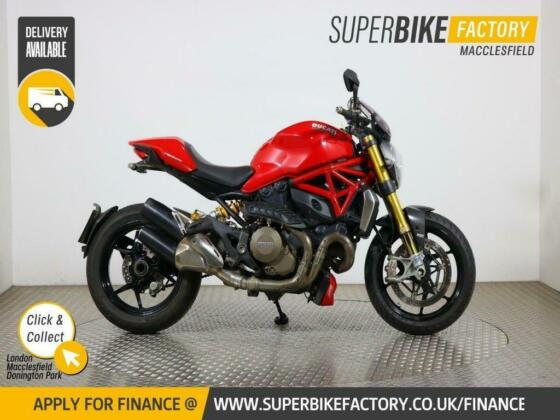 2015 15 DUCATI MONSTER 1200 S - BUY ONLINE 24 HOURS A DAY