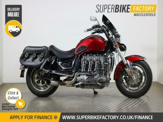 2008 08 TRIUMPH ROCKET III CLASSIC - BUY ONLINE 24 HOURS A DAY