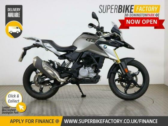 2019 69 BMW G310GS BUY ONLINE 24 HOURS A DAY