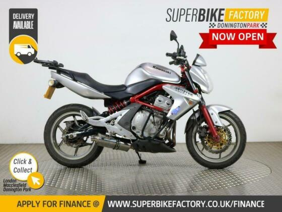 2006 06 KAWASAKI ER-6F - BUY ONLINE 24 HOURS A DAY