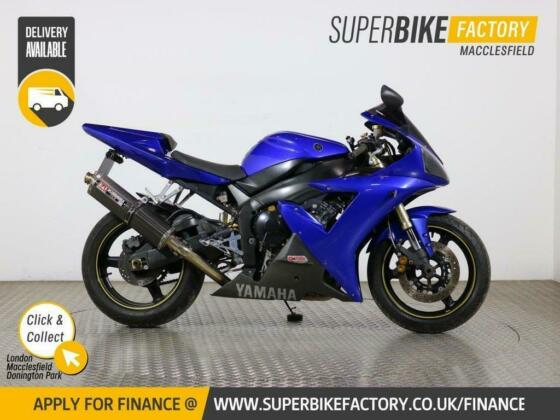 2008 53 YAMAHA R1 YZF - BUY ONLINE 24 HOURS A DAY