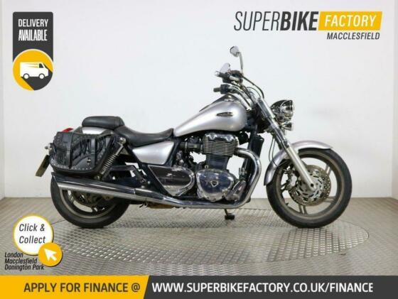 2010 09 TRIUMPH THUNDERBIRD 1600 - BUY ONLINE 24 HOURS A DAY