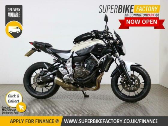 2014 14 YAMAHA MT-07 BUY ONLINE 24 HOURS A DAY