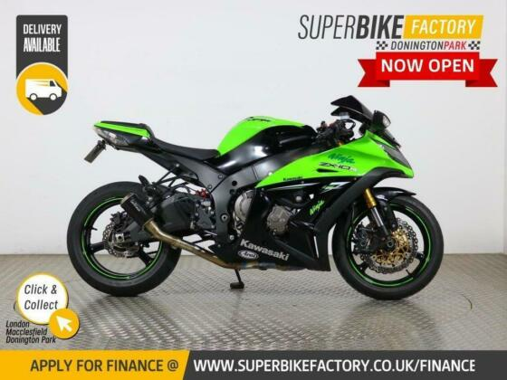 2015 15 KAWASAKI ZX-10R - BUY ONLINE 24 HOURS A DAY