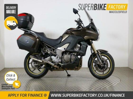 2012 62 KAWASAKI VERSYS 1000 - BUY ONLINE 24 HOURS A DAY