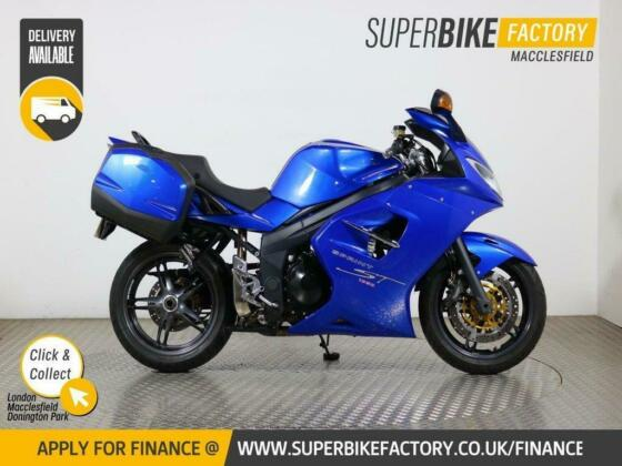 2005 05 TRIUMPH SPRINT ST 1050 - BUY ONLINE 24 HOURS A DAY