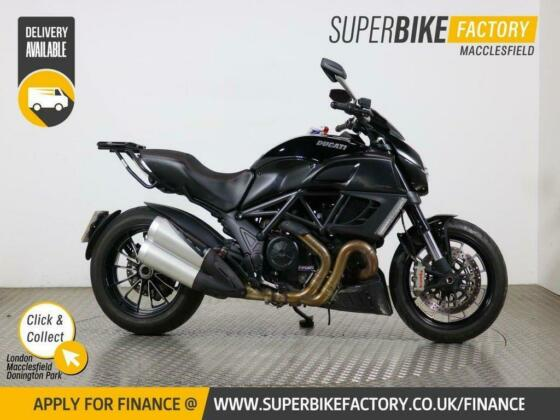 2011 11 DUCATI DIAVEL - BUY ONLINE 24 HOURS A DAY