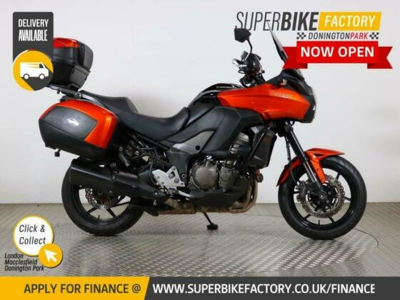 2013 13 KAWASAKI VERSYS 1000 KLZ ADF - BUY ONLINE 24 HOURS A DAY