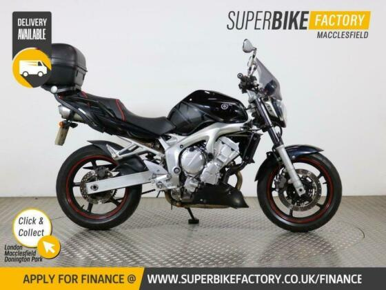 2004 04 YAMAHA FZ6 - BUY ONLINE 24 HOURS A DAY