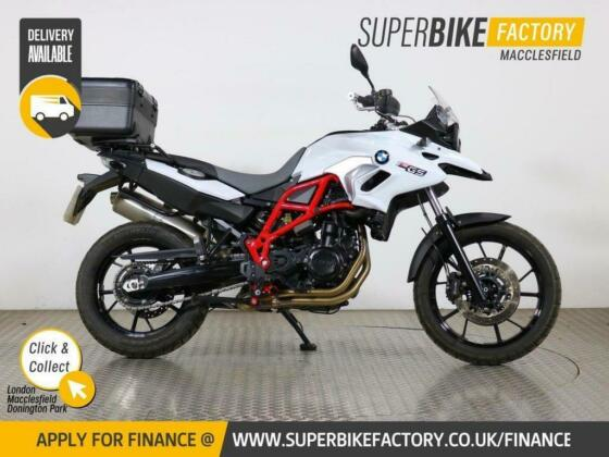 2016 65 BMW F700GS - BUY ONLINE 24 HOURS A DAY