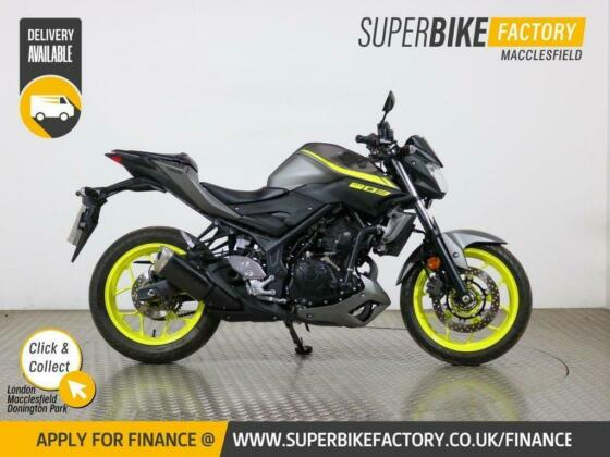 2020 20 YAMAHA MT-03 ABS - BUY ONLINE 24 HOURS A DAY