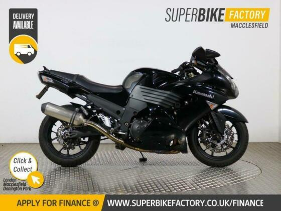 2009 09 KAWASAKI ZZR1400 D9F ABS - BUY ONLINE 24 HOURS A DAY