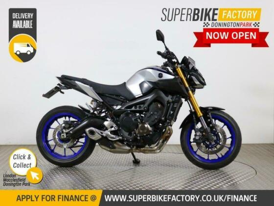 2018 18 YAMAHA MT-09 SP - BUY ONLINE 24 HOURS A DAY