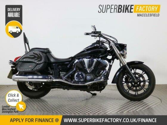 2013 13 YAMAHA XVS950 A MIDNIGHT STAR - BUY ONLINE 24 HOURS A DAY