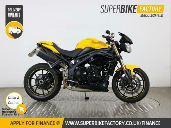 2015 65 TRIUMPH SPEED TRIPLE 1050 94 - BUY ONLINE 24 HOURS A DAY