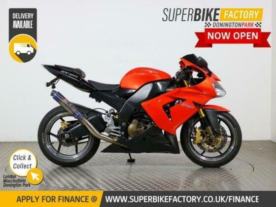 2008 06 KAWASAKI ZX-10R - BUY ONLINE 24 HOURS A DAY