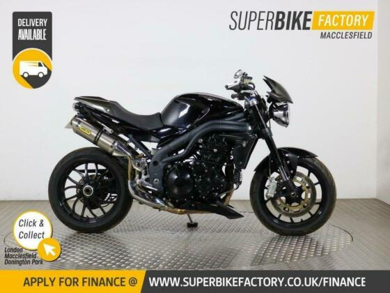 2009 09 TRIUMPH SPEED TRIPLE 1050 - BUY ONLINE 24 HOURS A DAY