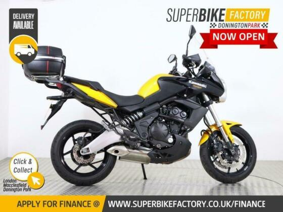 2013 63 KAWASAKI VERSYS 650 - BUY ONLINE 24 HOURS A DAY