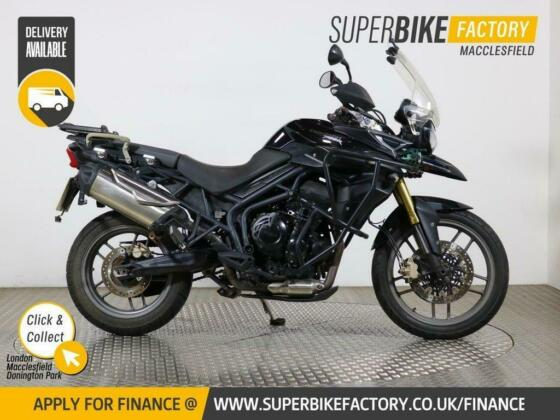 2013 13 TRIUMPH TIGER 800 ABS - BUY ONLINE 24 HOURS A DAY