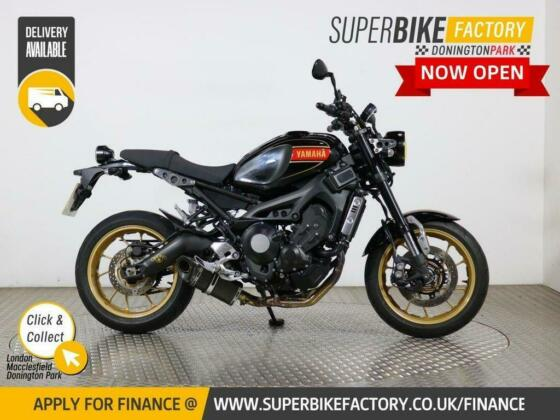 2018 18 YAMAHA XSR900 ABS - BUY ONLINE 24 HOURS A DAY