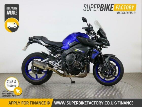 2016 16 YAMAHA MT-10 -E - BUY ONLINE 24 HOURS A DAY