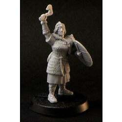 Brother Vinni Miniatures Gudrun Viking Chief Of The Shield Maidens