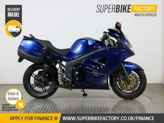 2009 09 TRIUMPH SPRINT ST 1050 - BUY ONLINE 24 HOURS A DAY