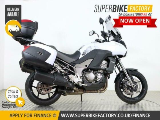 2012 12 KAWASAKI VERSYS 1000 KLZ ACF - BUY ONLINE 24 HOURS A DAY