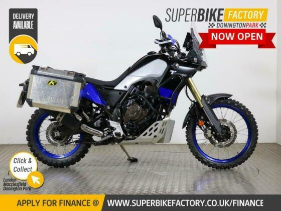 2021 21 YAMAHA TENERE 700 - BUY ONLINE 24 HOURS A DAY