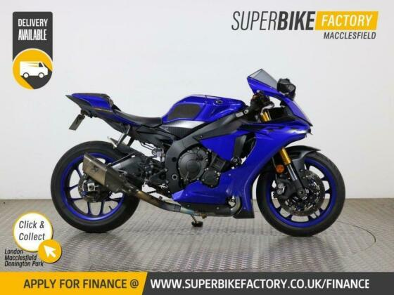 2018 58 YAMAHA R1 YZF - BUY ONLINE 24 HOURS A DAY