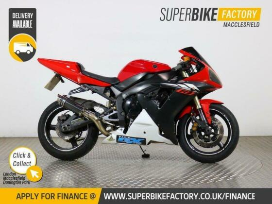 2004 54 YAMAHA R1 YZF- BUY ONLINE 24 HOURS A DAY