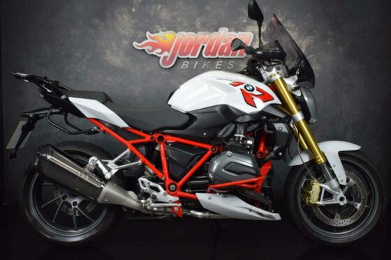 2016 BMW R1200R Sport ABS Naked