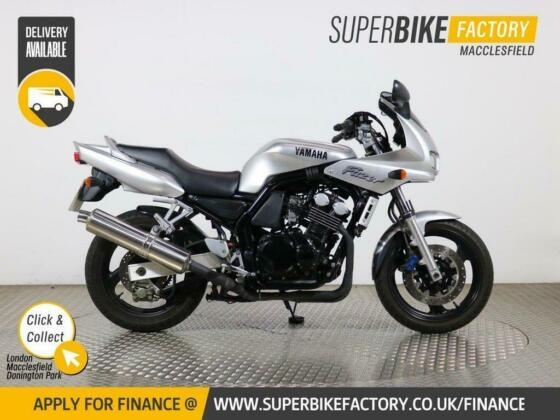 2000 W YAMAHA FZS600 - BUY ONLINE 24 HOURS A DAY