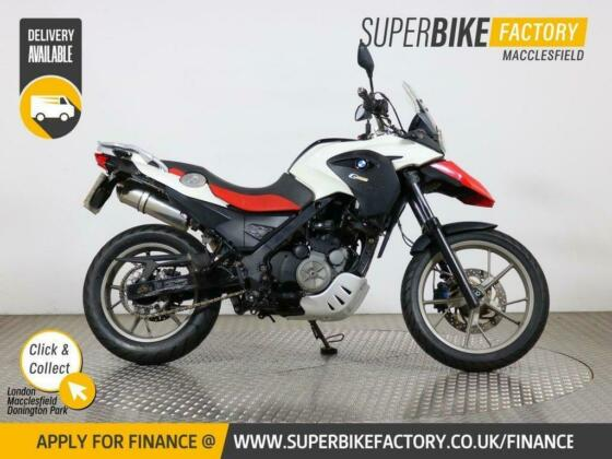 2012 62 BMW G650 GS - BUY ONLINE 24 HOURS A DAY