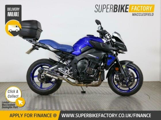 2016 16 YAMAHA MT-10 - BUY ONLINE 24 HOURS A DAY