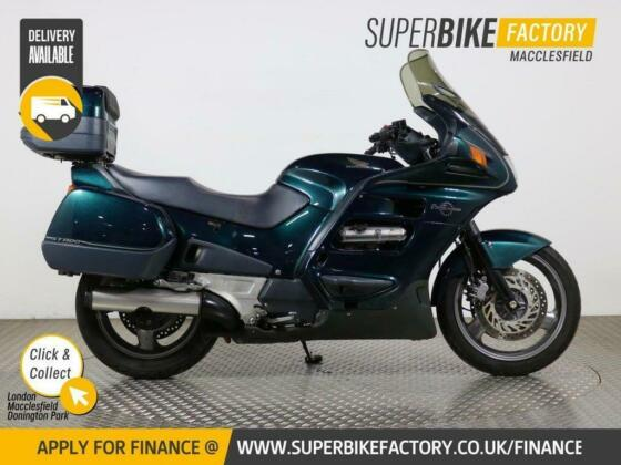 1999 T HONDA ST1100 PAN EUROPEAN ABS - BUY ONLINE 24 HOURS A DAY