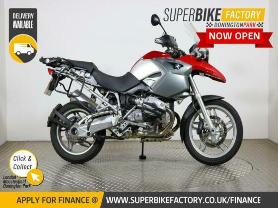 2005 05 BMW R1200GS BUY ONLINE 24 HOURS A DAY