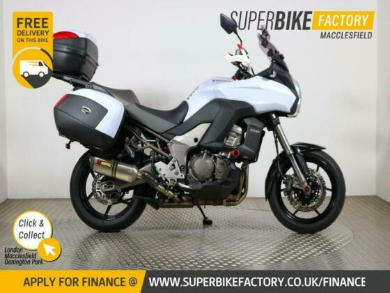 2013 63 KAWASAKI VERSYS 1000 ACF - BUY ONLINE 24 HOURS A DAY