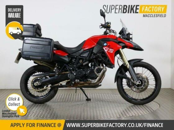 2015 15 BMW F800GS - BUY ONLINE 24 HOURS A DAY