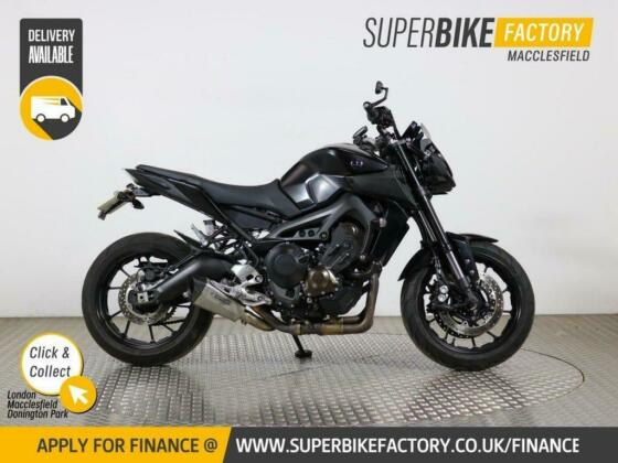 2019 19 YAMAHA MT-09 ABS - BUY ONLINE 24 HOURS A DAY