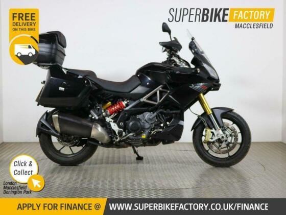 2017 17 APRILIA CAPONORD 1200 ABS - BUY ONLINE 24 HOURS A DAY