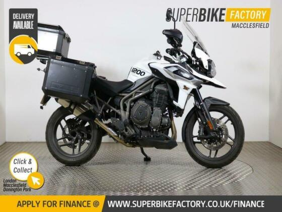 2019 68 TRIUMPH TIGER 1200 XRX LOW - BUY ONLINE 24 HOURS A DAY