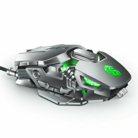 img-Jedi Survival Knife Gaming Mouse Wired USB
