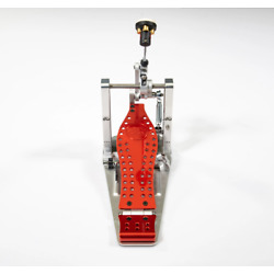 DW USA Machined Direct Drive Single Pedal - Special Edition Red