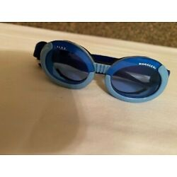 Doggles Size S Blue With Adjustable Strap Protecting the World One Dog At A Time