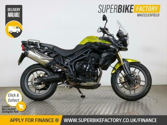 2012 12 TRIUMPH TIGER 800 BUY ONLINE 24 HOURS A DAY
