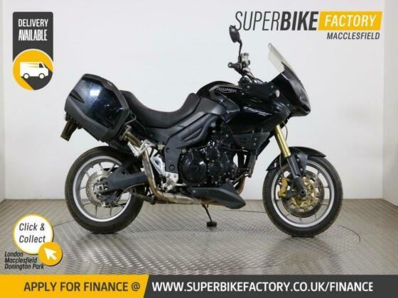 2011 60 TRIUMPH TIGER 1050 - BUY ONLINE 24 HOURS A DAY